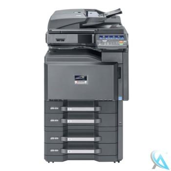 Kyocera TASKalfa 5551ci gebrauchter A4 Kopierer mit Kyocera TASKalfa 5551ci gebrauchter A4 Kopierer mit PF730 (Laserdrucker) (Laserdrucker)