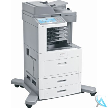 Lexmark X658dme Multifunktionsgerät OHNE Toner