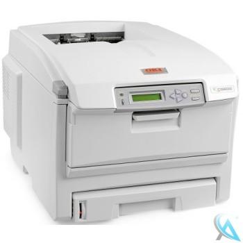 OKI C5600N gebrauchter Farblaserdrucker