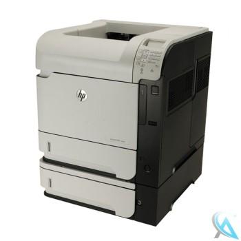 HP Laserjet 600 M603dtn gebrauchter Laserdrucker