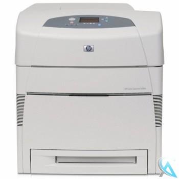 Hp Color Laserjet 5550DN gebrauchter Farblaserdrucker ohne Toner