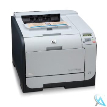 HP Color Laserjet CP2025DN gebrauchter Farblaserdrucker mit neuem Toner