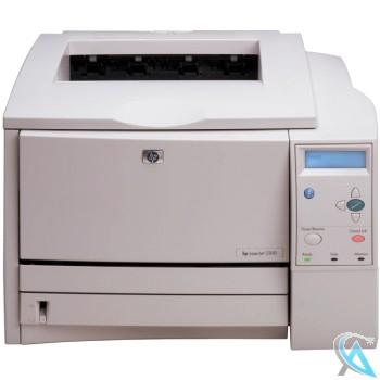 HP Laserjet 2300N gebrauchter Laserdrucker mit neuem Toner