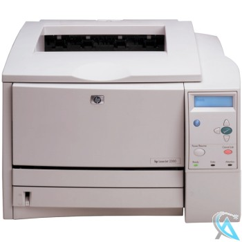 HP LaserJet 2300DN gebrauchter Laserdrucker Ohne Toner