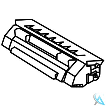 Rebuilt Toner ersetzt 593-10335, PK941 Schwarz  für Dell
