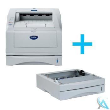 Brother HL-5140 Laserdrucker mit Zusatzpapierfach LT-5000