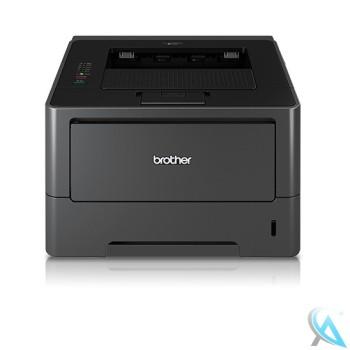 Brother HL-5450DN gebrauchter Laserdrucker mit neuem Toner und neuer Trommel