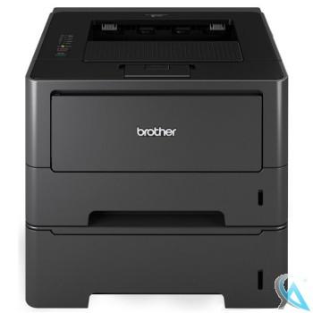 Brother HL-5450DNT gebrauchter Laserdrucker mit neuem Toner und neuer Trommel