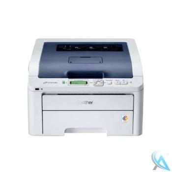 Brother HL -3070CW gebrauchter Farblaserdrucker mit neuem Tonersatz