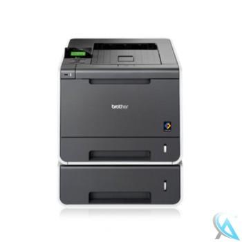 Brother HL-4150CDN gebrauchter Farblaserdrucker mit Zusatzpapierfach LT-300CL