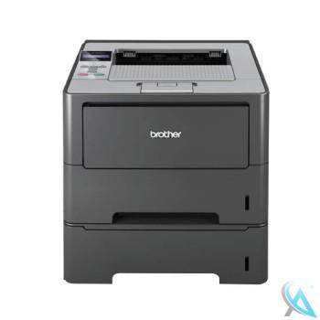 Brother HL-6180DW gebrauchter Laserdrucker mit Papierfach LT-5400 mit neuer Trommel