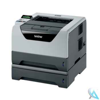 Brother HL-5380DNLT gebrauchter Laserdrucker mit neuer Trommel