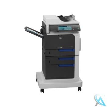 HP Laserjet M4540f MFP gebrauchtes Multifunktionsgerät mit neuem Tonersatz
