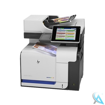 Laserjet Enterprise 500 Color MFP M575dn  gebrauchtes Multifunktionsgerät mit neuem Toner