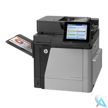 Hp Color Laserjet Enterprise MFP M680dn gebrauchter Multifunktionsdrucker