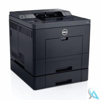 Dell C3760DNT Farblaserdrucker mit Papierfach