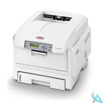 OKI C5850N gebrauchter Farblaserdrucker