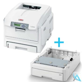 OKI C5900DN Farblaserdrucker mit Zusatzpapierfach N31181A