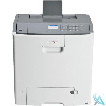 Lexmark C746DN gebrauchter Farblaserdrucker