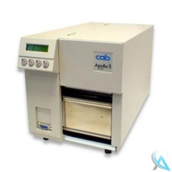 CAB Apollo 3/300M gebrauchter Thermo Etikettendrucker
