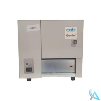 CAB Gemini gebrauchter Thermo Etikettendrucker