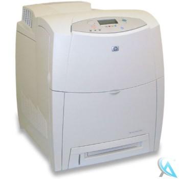 HP Color Laserjet 4650N gebrauchter Farblaserdrucker mit neuem Tonersatz