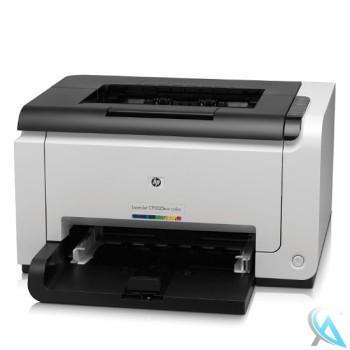 HP Color LaserJet CP1025nw Farblaserdrucker