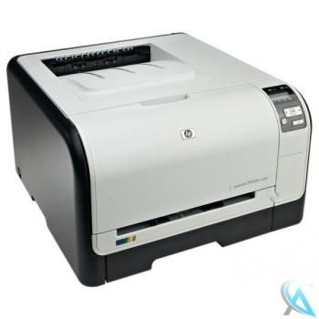 HP Color Laserjet CP1525N gebrauchter Farblaserdrucker ohne Toner