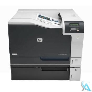 HP Color LaserJet Professional CP5225DN Farblaserdrucker mit Zusatzpapierfach CE860A