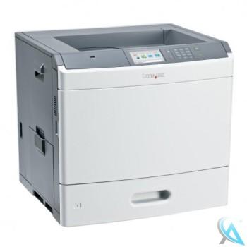 Lexmark CS796de gebrauchter Farblaserdrucker