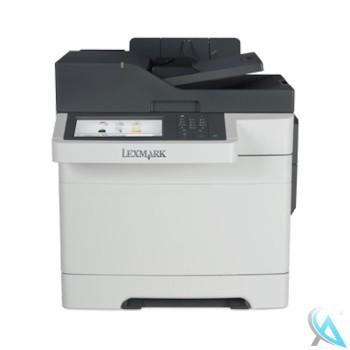 Lexmark CX510DE gebrauchtes Multifunktionsgerät mit neuem Tonersatz