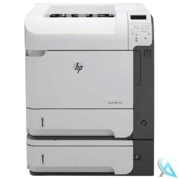HP Laserjet 600 M602tn gebrauchter Laserdrucker ohne Toner