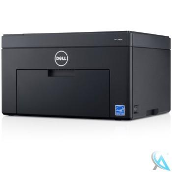 Dell C1660w gebrauchter Farblaserdrucker
