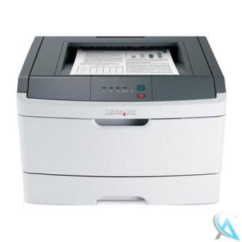Lexmark E260dn Laserdrucker mit neuem Toner mit neuer Trommel