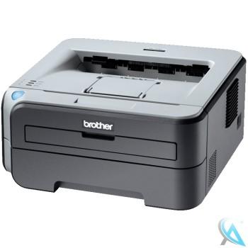 Brother HL-2140 gebrauchter Laserdrucker mit neuem Toner und neuer Trommel