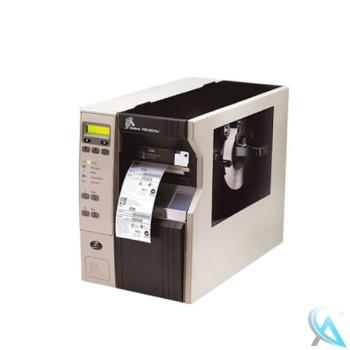 Zebra 110xiIII Plus gebrauchter Thermo Etikettendrucker mit Netzwerk und Cutter