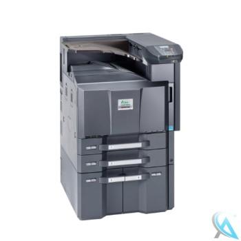 Kyocera FS-C8650DN gebrauchter Farblaserdrucker mit PF-740