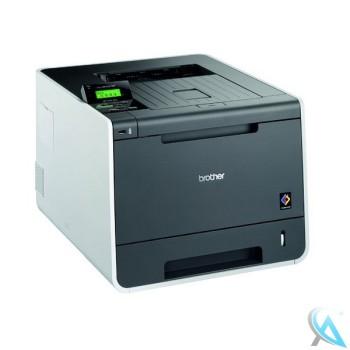 Brother HL-4150CDN gebrauchter Farblaserdrucker mit neuem Toner