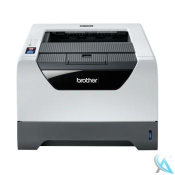 Brother HL-5350DN gebrauchter Laserdrucker ohne Toner und Trommel | Rezeptdrucker