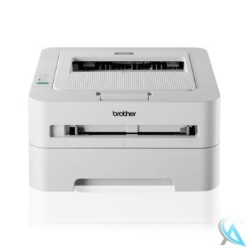 Brother HL-2130 gebrauchter Laserdrucker ohne Trommel