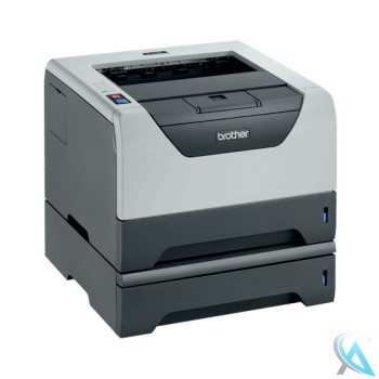 Brother HL-5340DT Laserdrucker mit LT-5300 Zusatzpapierfach