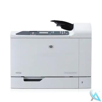 HP Color LaserJet CP6015DN gebrauchter Farblaserdrucker