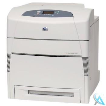 HP Color LaserJet 5500N gebrauchter Farblaserdrucker