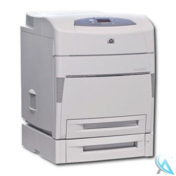 Hp Color Laserjet 5550TN gebrauchter Farblaserdrucker mit neuem Toner