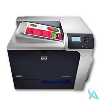 hp-color-laserjet-cp4525dn OHNE Toner