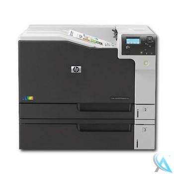 Hp Color Laserjet M750DN gebrauchter Farblaserdrucker