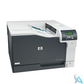 HP Color LaserJet CP5525N gebrauchter Farblaserdrucker mit neuem Fuser