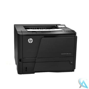 HP LaserJet 400 M401a gebrauchter Laserdrucker mit neuem Toner