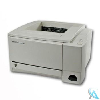 HP Laserjet 2100N mie neuem Toner