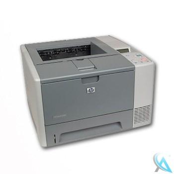 HP Laserjet 2420N Laserdrucker OHNE Toner